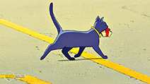 Still #5 from The Cat Returns