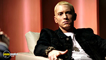 A still #38 from The Interview with Eminem
