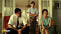 A still #52 from I Love You Phillip Morris with Morgana Shaw, Joe Chrest and Nicholas Alexander