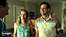 A still #47 from I Love You Phillip Morris with Jim Carrey and Leslie Mann