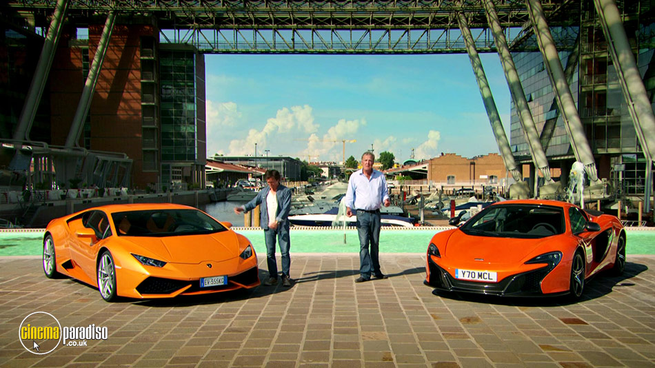 Top Gear: The Perfect Road Trip 2 online DVD rental