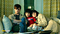 A still #25 from What If? with Daniel Radcliffe, Jemima Rooper and Lucius Hoyos
