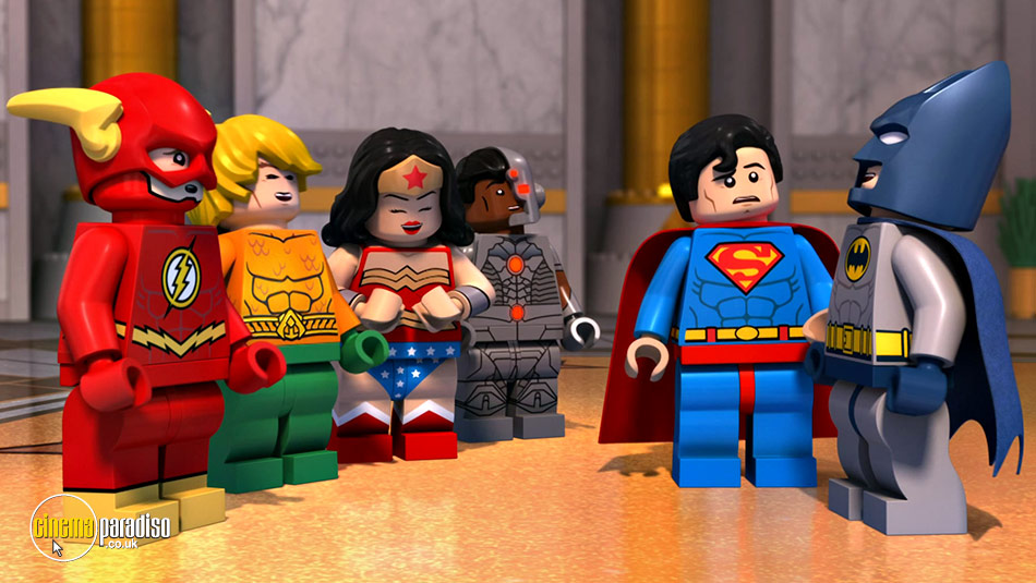 Lego: Justice League vs. Bizarro League online DVD rental