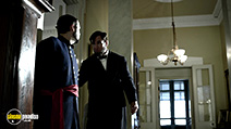 Still #3 from Abraham Lincoln vs. Zombies