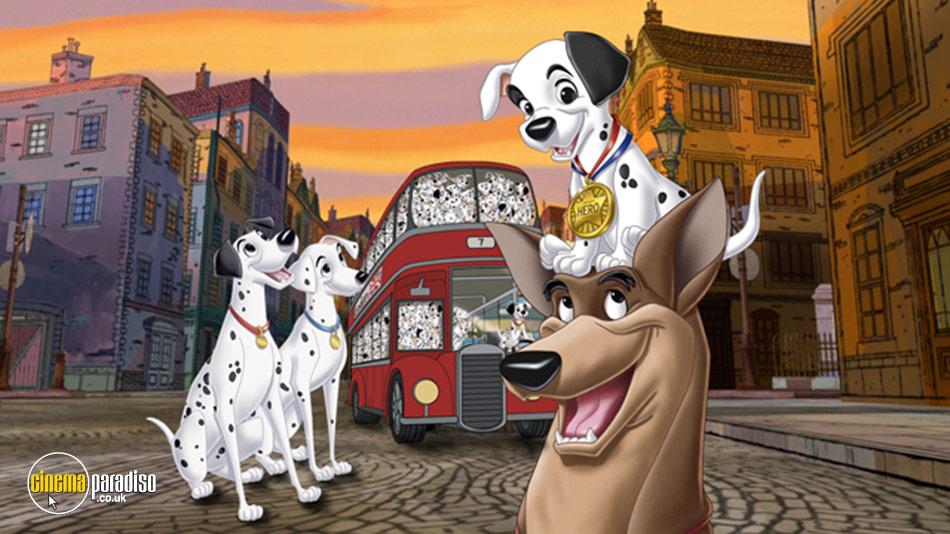 101 Dalmatians 2: Patch's London Adventure online DVD rental