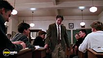 A still #34 from Dead Poets Society with Robin Williams