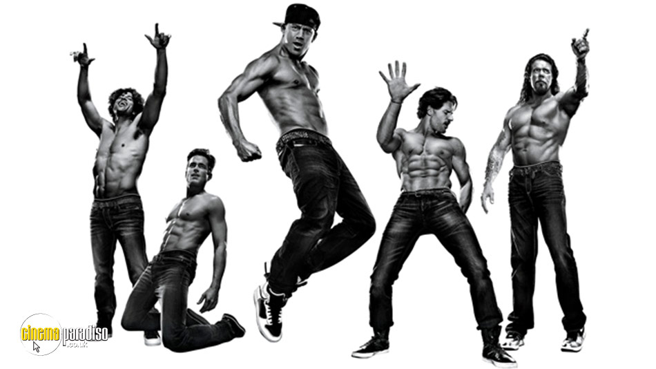 Magic Mike XXL online DVD rental