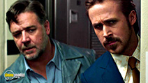 A still #1 from The Nice Guys (2016) with Russell Crowe and Ryan Gosling