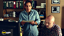 A still #29 from While We're Young with Ben Stiller and Matthew Maher