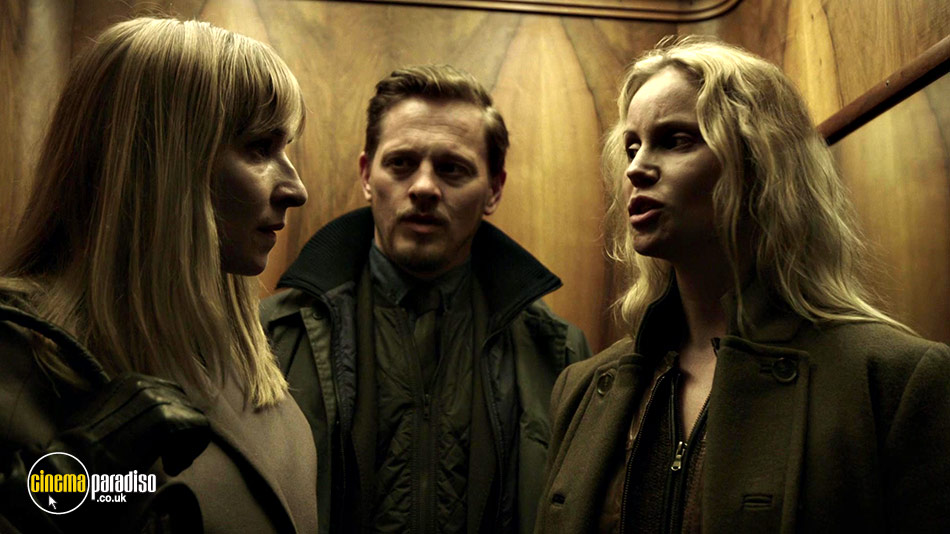 The Bridge: Series 3 (aka Bron/Broen) online DVD rental
