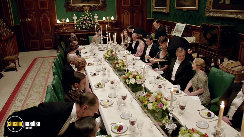 Downton Abbey: The Finale online DVD rental