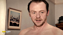 A still #1 from Absolutely Anything (2015) with Simon Pegg
