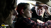 A still #7 from American Ultra (2015) with Jesse Eisenberg and Kristen Stewart