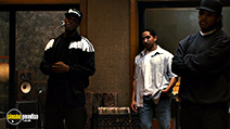 A still #2 from Straight Outta Compton (2015) with Neil Brown Jr., Corey Hawkins and O'Shea Jackson Jr.