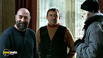 A still #5 from Tangerines (2013) with Giorgi Nakashidze and Zura Begalishvili