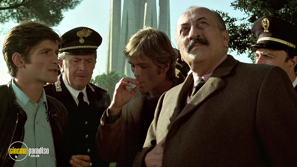 Live Like a Cop, Die Like a Man (aka Uomini si nasce poliziotti si muore) online DVD rental