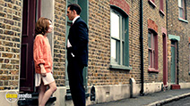 A still #2 from Legend with Tom Hardy and Emily Browning