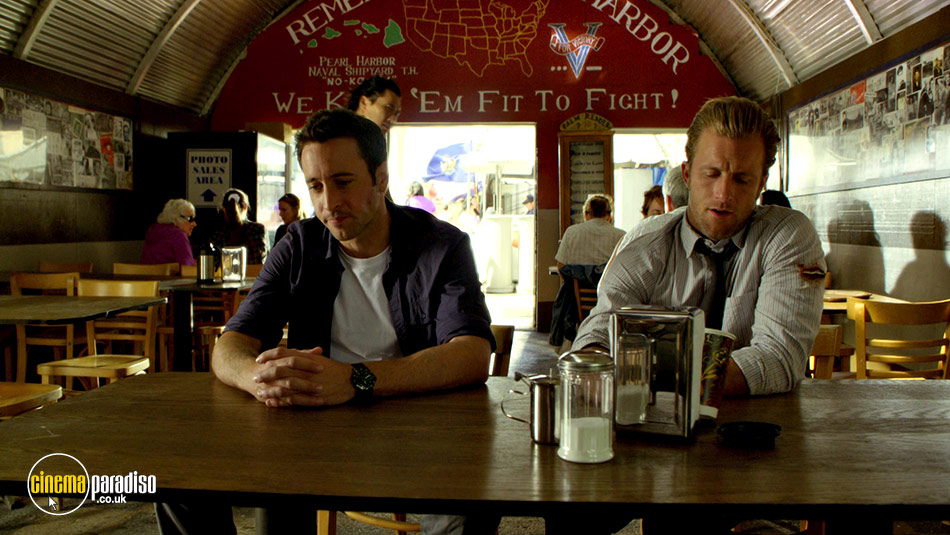 Hawaii Five-0: Series 1 online DVD rental