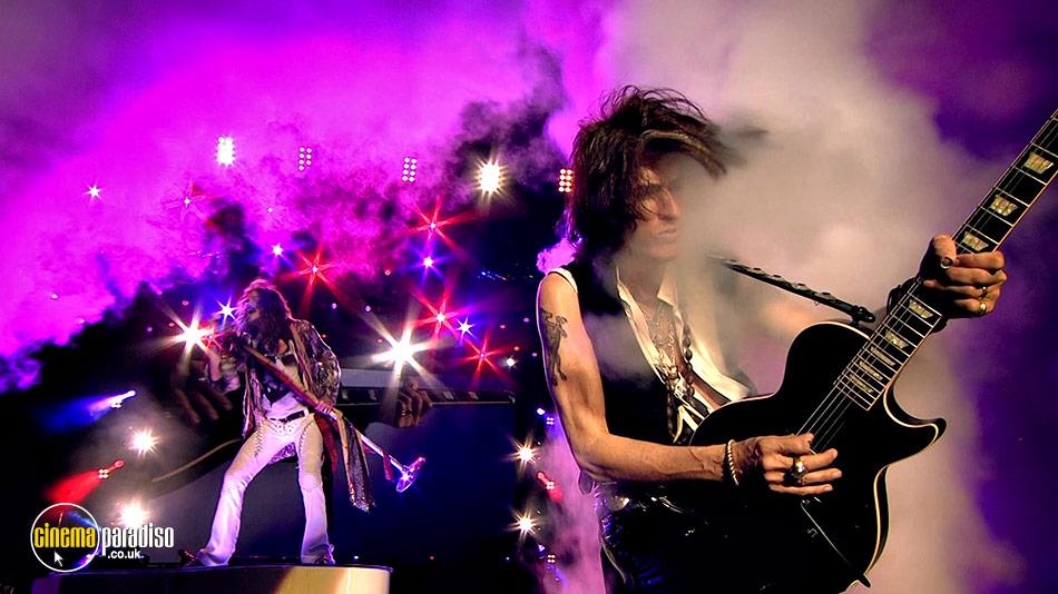 Aerosmith Rocks Donington 2014 online DVD rental