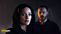 A still #4 from Macbeth with Marion Cotillard and Michael Fassbender