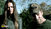 A still #3 from Falling Skies: Series 5 (2015) with Will Patton and Moon Bloodgood