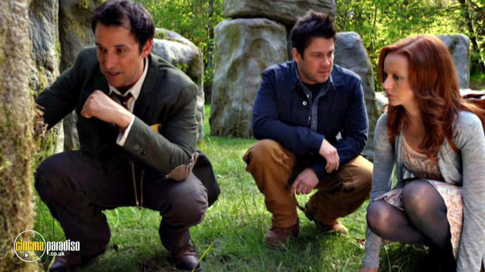 The Librarians: Series 1 online DVD rental