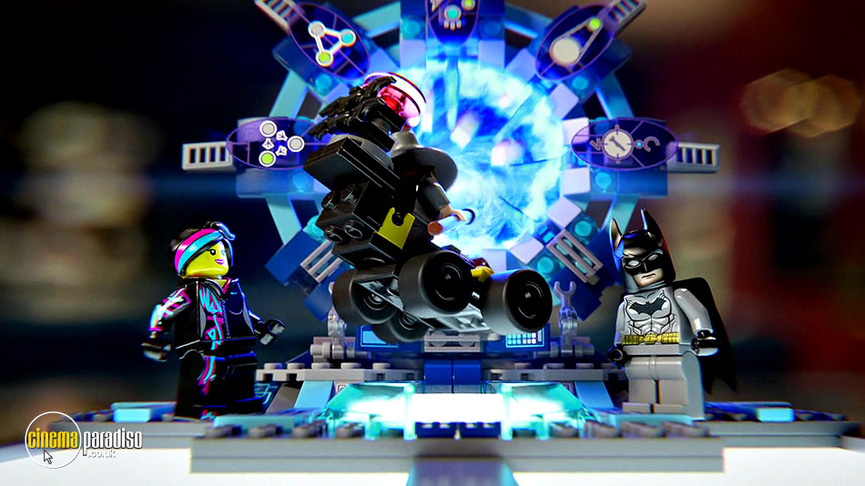 Lego Dimensions online DVD rental