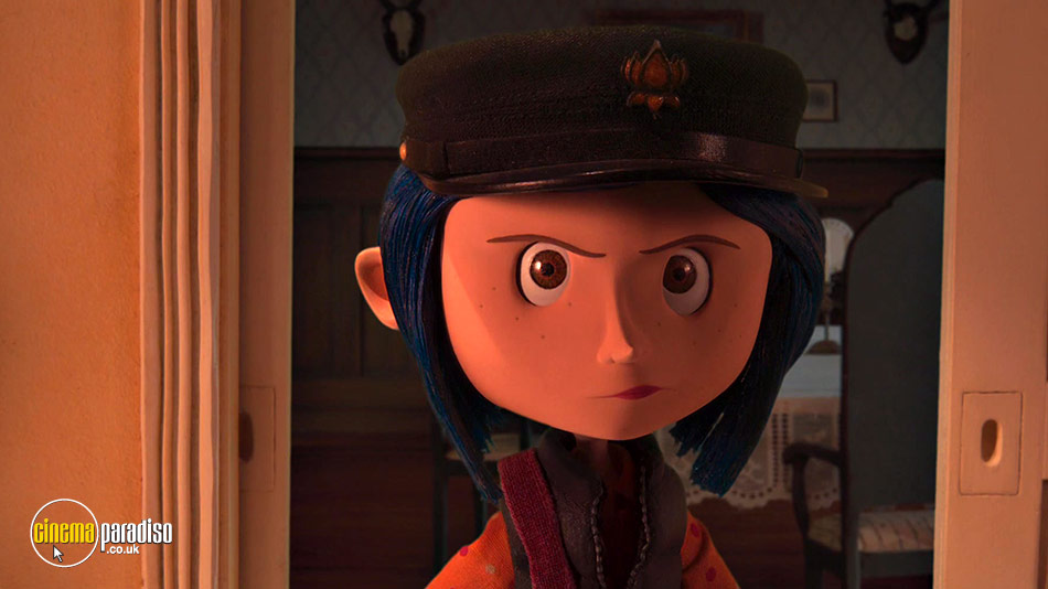 Rent Coraline (2009) film | CinemaParadiso.co.uk