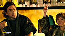 A still #1 from Dragon Blade (2015) with John Cusack
