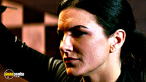 A still #9 from Extraction (2015) with Gina Carano