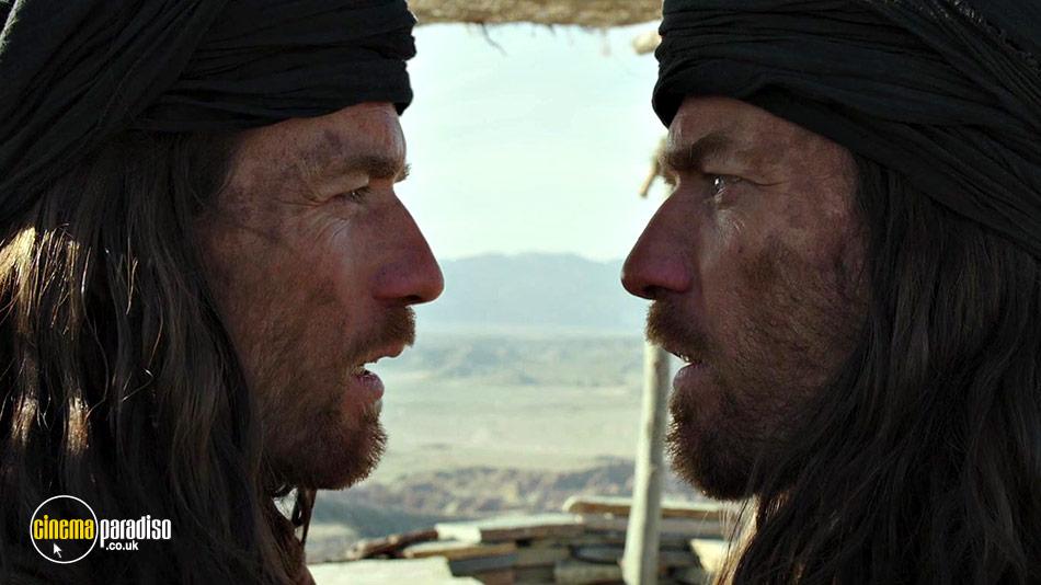 Last Days in the Desert online DVD rental