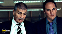 A still #3 from Thick as Thieves with Robert Forster and Corey Johnson