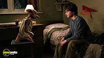 A still #60 from Harry Potter and the Chamber of Secrets with Daniel Radcliffe
