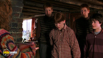 A still #62 from Harry Potter and the Chamber of Secrets with Daniel Radcliffe, Rupert Grint, Oliver Phelps and James Phelps