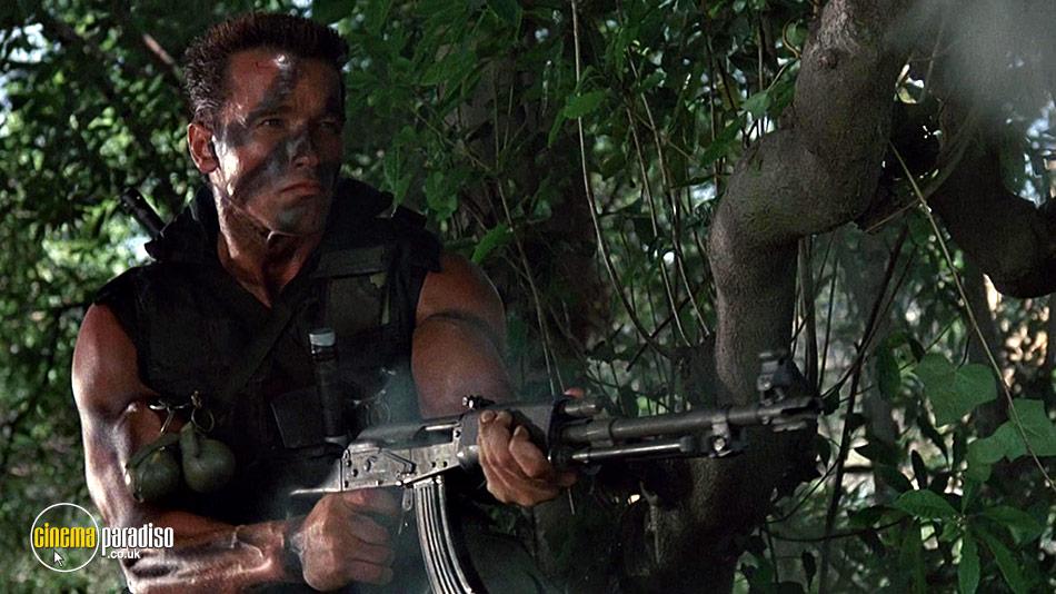 Commando online DVD rental