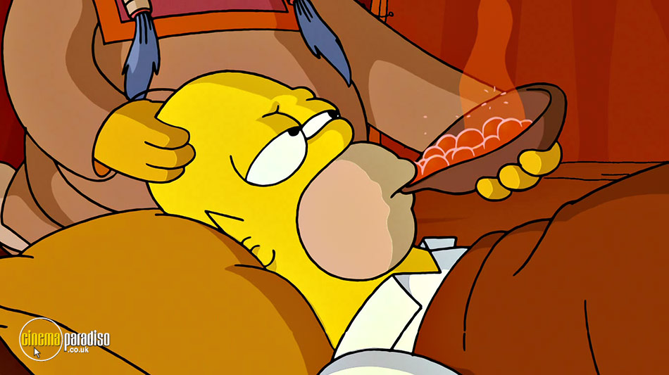 The Simpsons Movie online DVD rental