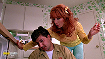 A still #9 from Edward Scissorhands with Kathy Baker