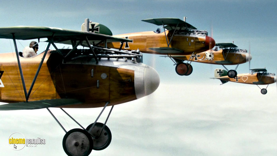 The Red Baron (aka Rote Baron) online DVD rental