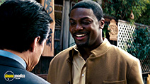 A still #9 from Rush Hour 3 with Jackie Chan and Chris Tucker