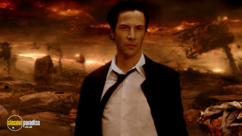 Constantine online DVD rental