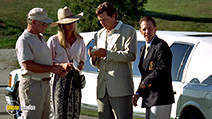 A still #14 from Happy Gilmore with Dennis Dugan and Christopher McDonald