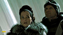 A still #3 from Superman Returns with Parker Posey and David Fabrizio
