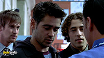 A still #2 from The Recruit with Colin Farrell and Kenneth Mitchell