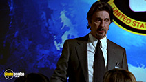A still #5 from The Recruit with Al Pacino