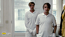 A still #7 from Funny Games (2007) with Michael Pitt and Brady Corbet