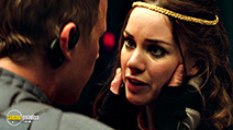 A still #4 from Dominion: Series 1 (2014) with Christopher Egan and Roxanne McKee
