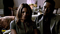 A still #6 from The Event: The Complete Series (2010) with Blair Underwood and Lisa Vidal