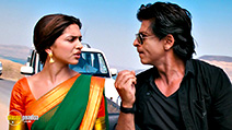 A still #2 from Chennai Express (2013) with Shah Rukh Khan and Deepika Padukone