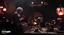 A still #8 from The Company of Wolves (1984) with Angela Lansbury and Sarah Patterson