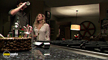 A still #2 from Paranormal Activity: The Ghost Dimension (2015) with Dan Gill and Olivia Taylor Dudley